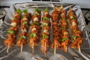 Chicken Tikka Kebab Recipe for Beginners