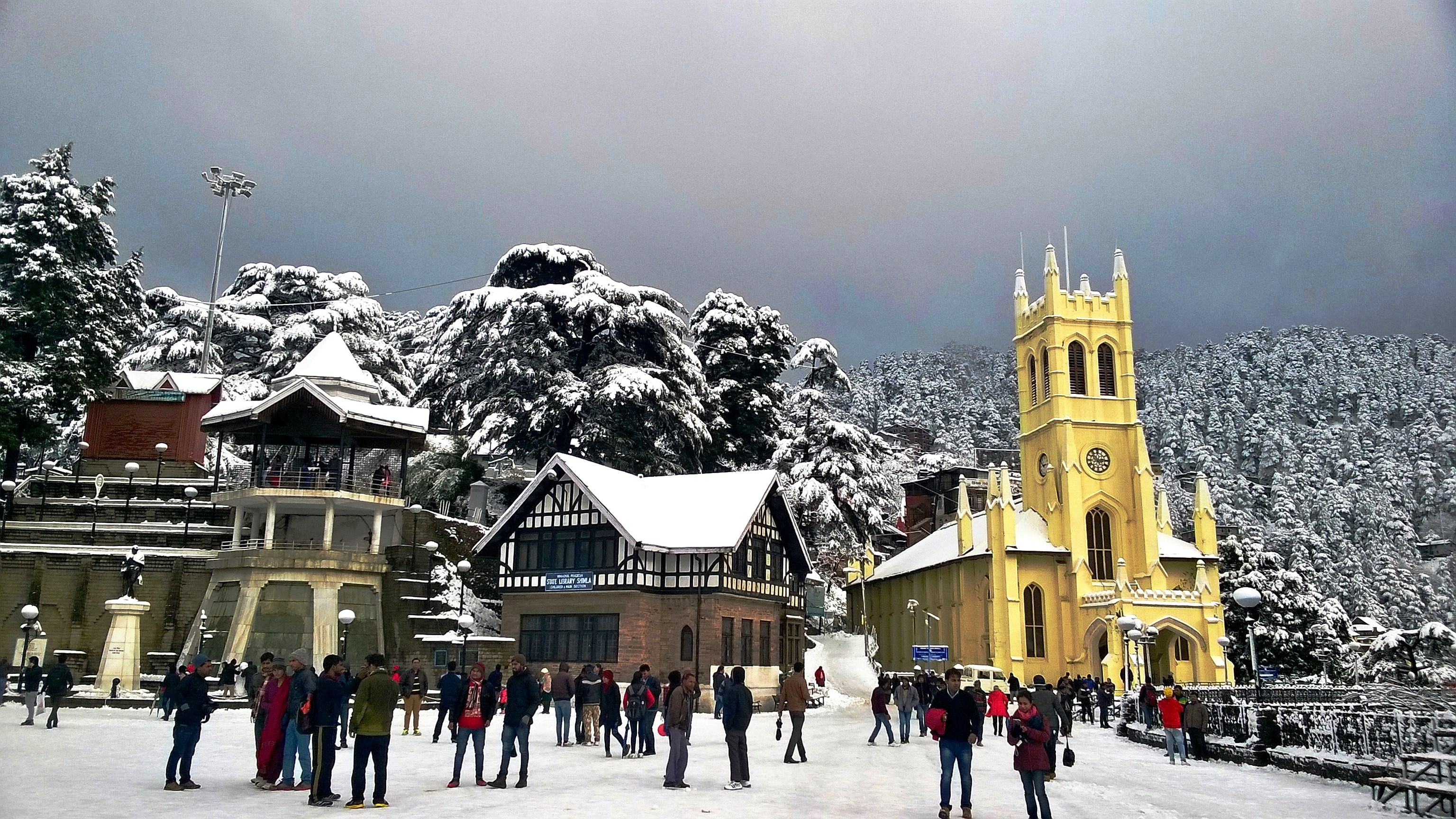 Top Holiday Destinations in North India